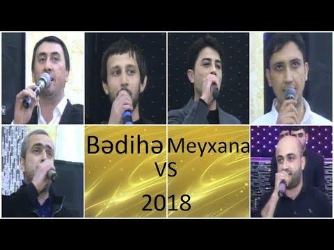 BEDİHE YA MEYXANA FERQİ YOXDU - Aqsin,Celil,Mehdi,Cavid,Gulaga,Balabey