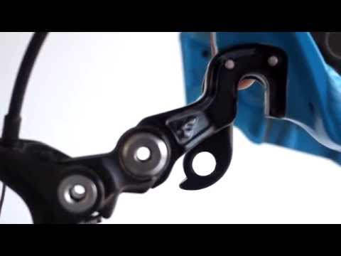 How To Convert Xt M8000 Rear Derailleur To Direct Mount Youtube