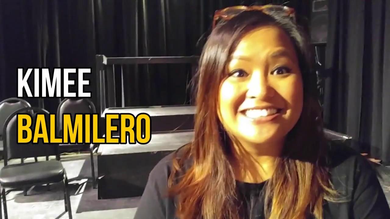 Watch Kimee Balmilero video