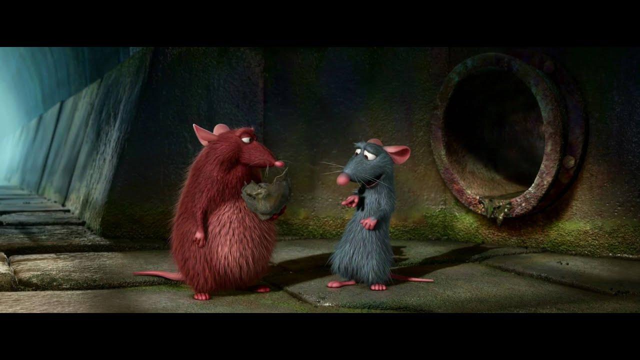 Ratatouille Remy Chef =Ratatouille= Trailer ...