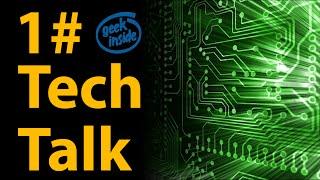 #1 TechTalk - APU, Oprava elektroniky [I]