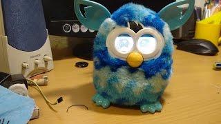 Бөлшектеу, жөндеу, құрастыру Furby Boom Repair Furby Boom