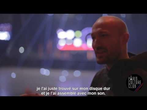 Interview Paul Kalkbrenner pour Paris Culture Club