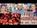 FIFTH HARMONY - He Like That - REACTION!!