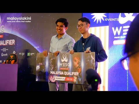 World Electronic Sports Games (WESG)  South East Asia - Malaysia Qualifier Event Highlight