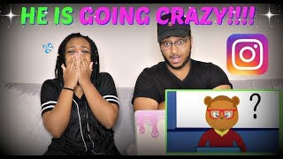 "Barry Tales Episode 2: ""Instaspam"" REACTION!!!"