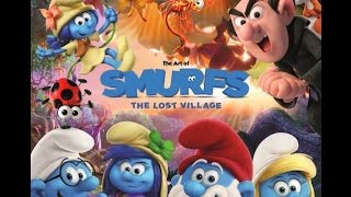 Smurfs: The Lost Village Official Trailer 1 (2017) - Animated Movie [HD]