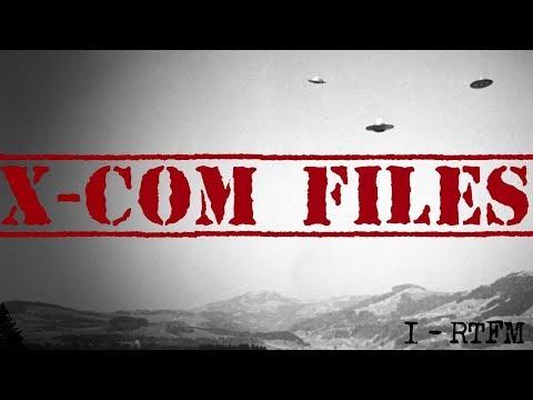 X-Com Files #1 - RTFM