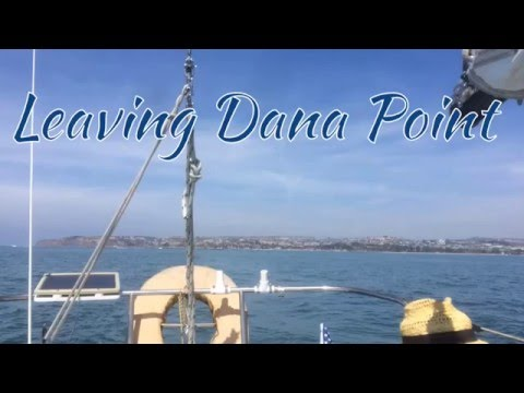 """The Life"" Dana Point To Oceanside.  Lancer 25' Sailboat"