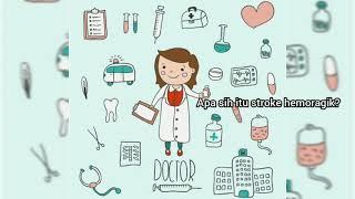PATIOFISOLOGI STROKE HEMORAGIK - PENYEBAB STROKE HEMORAGIK YANG WAJIB DI KETAHUI.Stroke hemoragik...