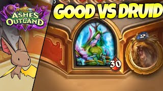 Paladin Against Quest Druid is a Good Matchup Apparently | Firebat Hearthstone