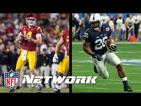 Top 5 QB & RB Prospects to Watch for 2018 NFL Draft | NFL Network
