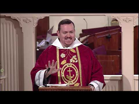 Daily Catholic Mass - 2019-01-21 - Fr. Matthew