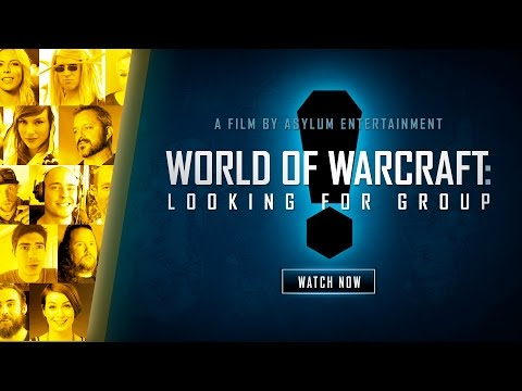 World of Warcraft: Looking for Group Documentary from YouTube · Duration:  1 hour 1 minutes 46 seconds