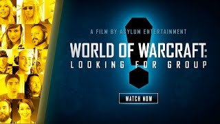 World of Warcraft: Looking for Group Documentary(An all-new documentary celebrating 10 years of adventure, camaraderie, and /dancing on mailboxes all around Azeroth. Explore the history of WoW with its ..., 2014-11-09T01:03:12.000Z)