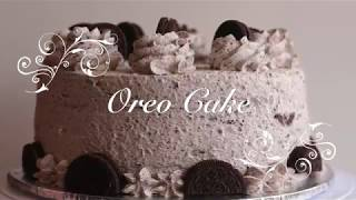 oreo cookie cake recipe