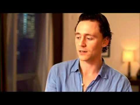 The Avengers- Tom Hiddleston - Loki Interview