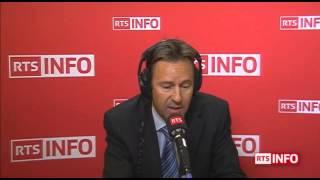 L'invité de la rédaction - Alain Ribaux, conseiller national PLR neuchâtelois et conseiller communal de la Ville de Neuchâtel