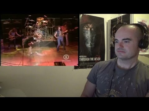 R.I.P. Malcolm Young  AC/DC - Let There Be Rock 1977 BBC Reaction