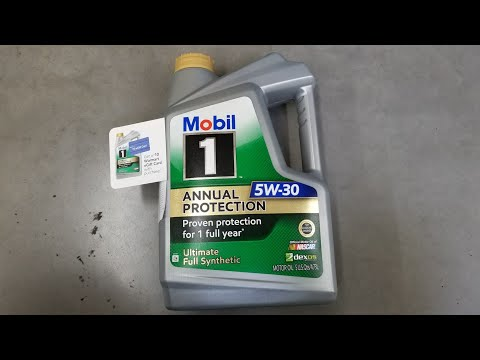 CAN ENGINE OIL LAST 20,000 MILES? - Mobile 1 Annual Protection
