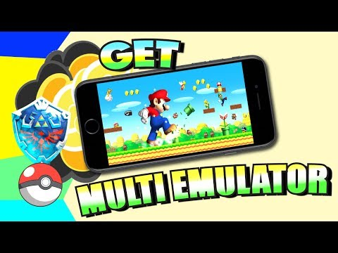 Install PS1 N64 PSP NDS GBA SNES + Games/ROMs FREE IOS 10 (NO JAILBREAK) IPhone, IPad, IPod Touch