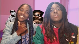 Gambar cover Eminem No Love Ft Lil Wayne Reaction | Throwback Thursday!!!!