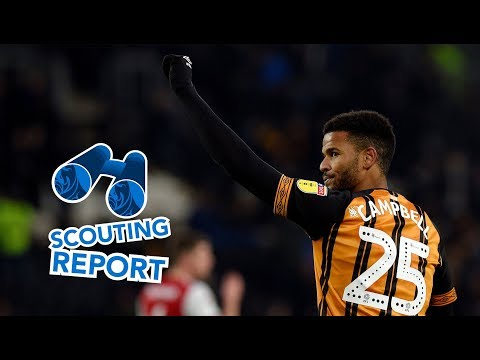 🔎 SCOUTING REPORT | Fraizer Campbell