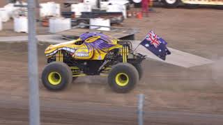 Monster Truck in Darwin 2018 Uncut
