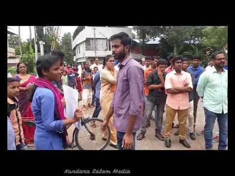 Pravarthnolkadam flash mob