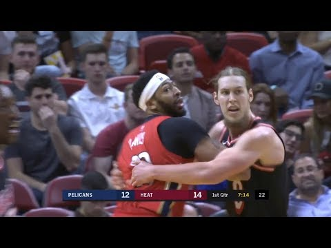 New Orleans Pelicans vs Miami Heat Full Game Highlights December 23 2017