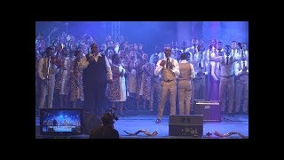 Alvin Slaughter in I Will Trust In You / Hallelujah To The King by Rev. Igho & The GF Choir.