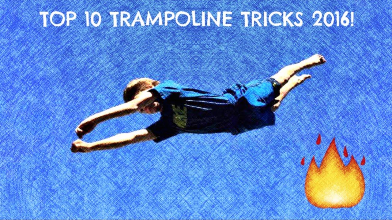 A guide to trampoline tricks topline trampolines.