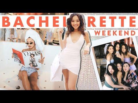 My Bachelorette Weekend