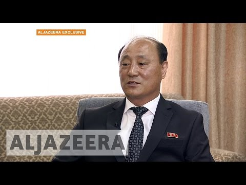 Thumbnail: North Korean minister: 'We don't take orders'