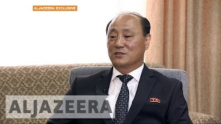 North Korean minister: 'We don't take orders'
