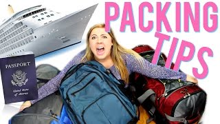 PACKING FOR SEMESTER AT SEA! How to Pack for 4 Months thumbnail