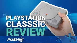PS Classic Review: Sony