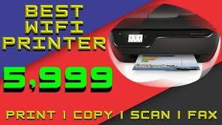 Best WiFi Printer, HP DeskJet 3835 printer