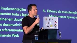 Felipe Ribeiro - JavaScript @Spotify - BrazilJS 2015