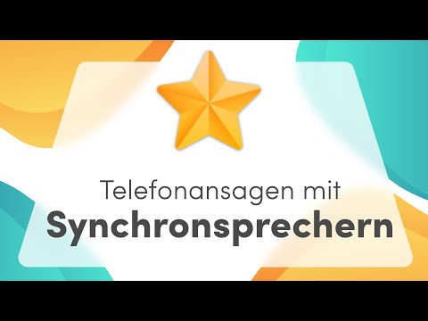 🌟 Premium Telefonansagen mit Synchronsprecher - telefonansagen.de