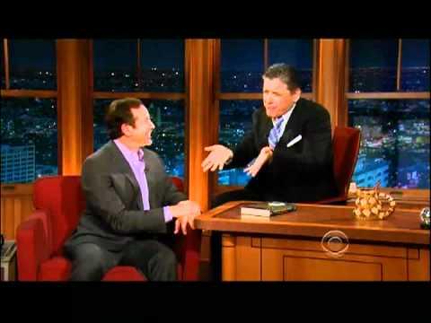 Craig Ferguson 5/7/12E Late Late Show Steve Guttenberg