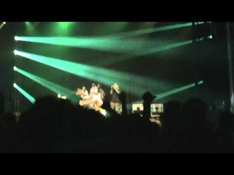 Action Bronson - Bird On A Wire @ Dour 2013