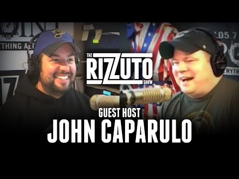 Comedian John Caparulo plays Craigslist Price Is Right [Rizzuto Show]