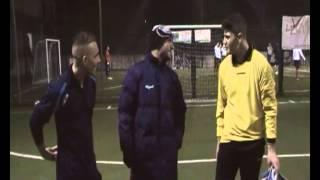 Torneo El Fùtbol intervista ai migliori in campo Juve-Napoli