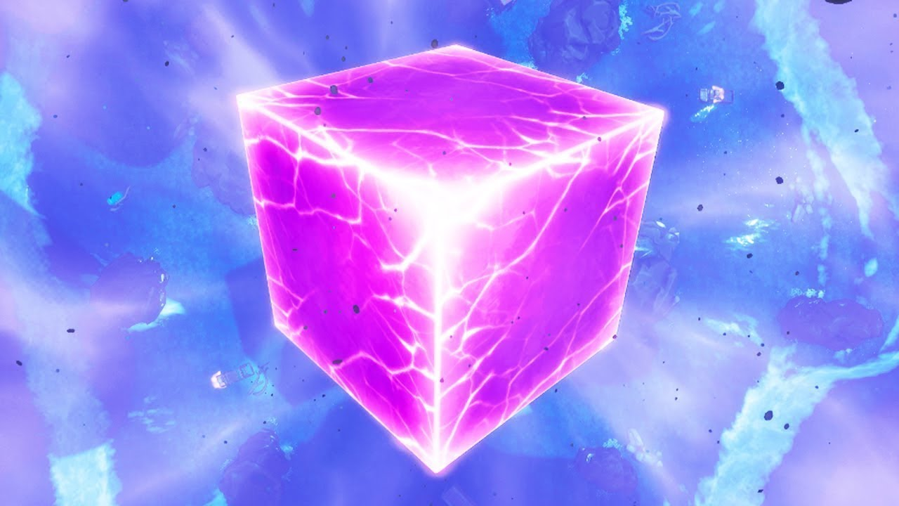 Image result for fortnite cube