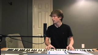 You Found Me by the Fray (Acoustic Piano Cover)