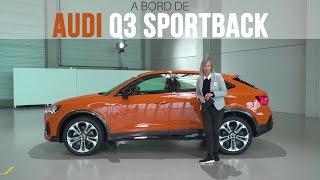 A bord de l'Audi Q3 Sportback (2019)