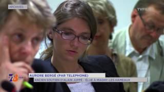 Présidentielle : soutien de Juppé, Aurore Bergé rejoint Macron