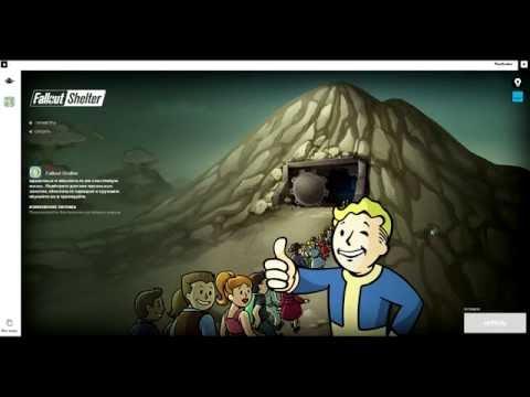 Как поиграть в Fallout Shelter на пк в России!