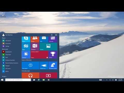 How To Get Classic Start Button Back in Windows 10